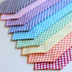 Tie Shop :: Belle and the Beau              Gingham for the boys