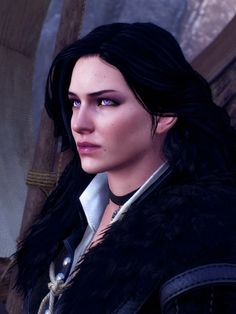 Yennefer of Vengerberg Fan Page The Witcher Wild Hunt, The Witcher Game, Witcher Art, Yennefer Cosplay, Vampire Masquerade, Yennefer Of Vengerberg, Life Is Strange, Historical Romance, Skyrim