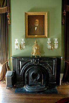 Nottaway Plantation-5380 Marble fireplace | Flickr - Photo Sharing!