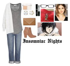 """""""Insomniac Nights"""" by charbear231 ❤ liked on Polyvore featuring Paige Denim, Étoile Isabel Marant, Violeta by Mango, Christian Dior, River Island and Chico's"""
