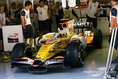 Renault F1 Team - Fernando Alonso (2008)