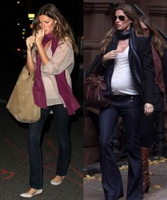 Gisele Bundchen's Pregnant Again! Here Are Her Top 10 Tips For Maternity Style | Grazia Fashion##