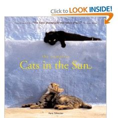 The Complete Cats In The Sun by Hans Silvester... Photography of the cats on the Greek Isles.