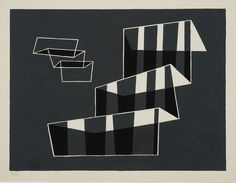 Josef Albers, Homage to the Square: Glow, (1966).
