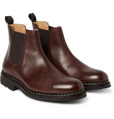 Heschung - Tremble Leather Chelsea Boots