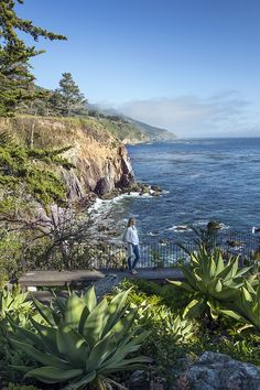 Set on the cliffs south of Monterey and steeped in the countercultural ethos of the 1960's, the Esalen Institute is a retreat whose mission may be more relevant than ever.