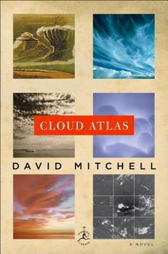 Cloud Atlas by David Mitchell.  A series of connected stories from the people of the past and the distant future, from a nineteenth-century notary to a young man searching for meaning in a post-apocalyptic world.  Think of this as a small taste of science fiction within a larger literary story.