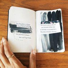 Ways to Use Your Bullet Journal for Best Results – Bullet Journal 101 Wreck This Journal, My Journal, Bullet Journal Inspiration, Art Journal Pages, Art Journals, Journal Ideas, Travel Journals, Citation Photo Insta, Kunstjournal Inspiration