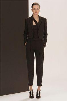 Sfilata Pierre Balmain New York - Collezioni Autunno Inverno 2013-14 - Vogue