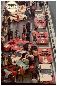 1972 Nurburgring - 1000Kms, Porsche, 917, Gulf, 911, BMW, 3.0 CSL, CSL, Alfa Romeo, Giulia Sprint, GTA, Giulia Sprint GTA and much more