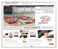 Rugs Direct (Magento Site)