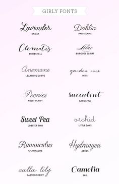 Best representation descriptions: Girly Tattoo Fonts Related searches: Tattoo Lettering,Fancy Cursive Fonts,Cool Cursive Letters,Tattoo Let. Mini Tattoos, Trendy Tattoos, Body Art Tattoos, Girly Tattoos, French Word Tattoos, Spanish Tattoos, Tattoo Collection, Petit Tattoo, Tattoo Style