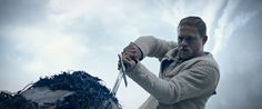 Guy Ritchie's version of King Arthur played by Charlie Hunnam starts out in a brothel, of course Guy Ritchie King Arthur, King Arthur 2017, King Arthur Film, King Arthur Legend, Roi Arthur, Jude Law, Outlander, Charlie Hunnam King Arthur, Guy Ritchie Movies