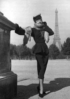 Champs de Mars, c1940 (Maurice Tabard)