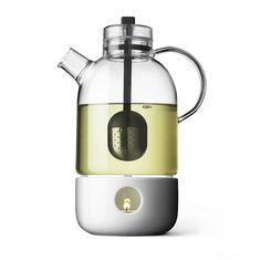 Menu Glass Kettle Teapot