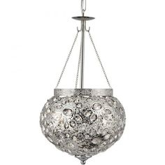 Searchlight Moroccan 2 Light Ceiling Light in Shiny Nickel – Next Day Delivery Searchlight Moroccan 2 Light Ceiling Light in Shiny Nickel