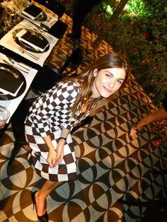 October 26th: Elisa Sednaoui in Louis Vuitton