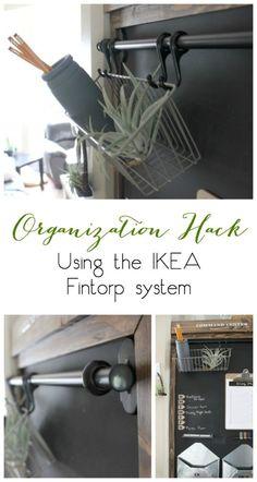 Love this IKEA hack!