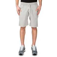 REIGNING CHAMP X EVERLAST CUT-OFF SWEATSHORT – BLACK | Reigning Champ