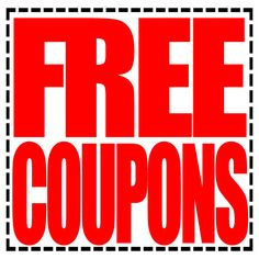 Coupons Will Save You Money!!!!