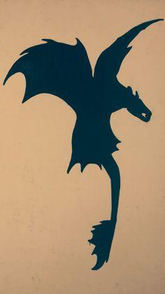 Banguela - Como Treinar seu Dragão (httyd)