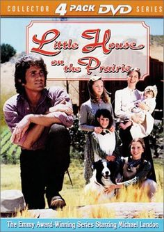 Little House on the Prairie...awwww, way back when TV shows were great!