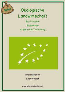Ökologische Landwirtschaft / Bioprodukte