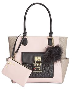 61.95$  Watch now - http://viecs.justgood.pw/vig/item.php?t=qdgsbu55663 - 2-in-1 Pin Tote with Pouch, A Macy's Exclusive Style