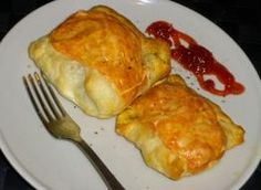 Calzone, Food And Drink, Pizza, Dishes, Meat, Chicken, Cooking, Foods, Casserole