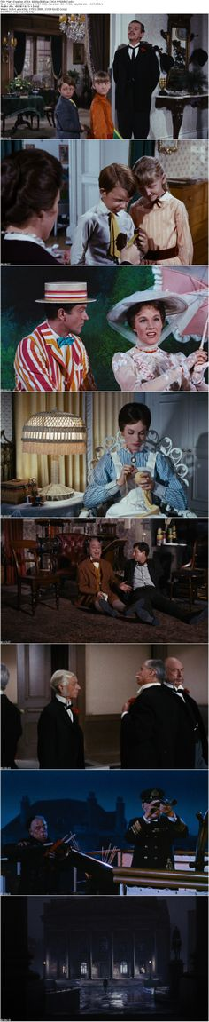Mary Poppins. Still one of my favorite movies ever!