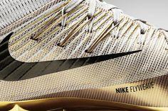 Industrial Design Trends and Inspiration - leManoosh Nike Gold, Nike Vapor, Nike Football, Textile Fabrics, Sport Fashion, Designer Shoes, Photos, Detail, Fashion Design