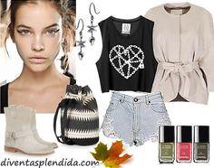 Idee per gli outfit d'autunno!