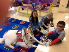 Paws to Read 2016