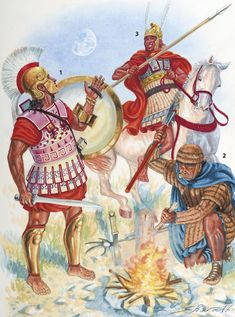 The Etruscans Centuries BC Ancient Rome, Ancient Greece, Ancient Art, Ancient History, Greek History, Roman History, Greco Persian Wars, Greek Soldier, Punic Wars