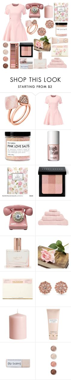 """43"" by hwoodruff ❤ liked on Polyvore featuring Michael Kors, Elizabeth and James, Fig+Yarrow, Benefit, Bobbi Brown Cosmetics, Hamam, Aéropostale, Kate Spade, Carolee and H&M"