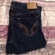 For Sale: Hollister Straight Cut Jeans  for $20