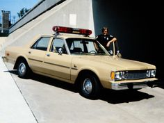 Plymouth Volare Police '1980