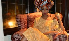 London based Nigerian designer Dume Dume unveils lookbook from début collection
