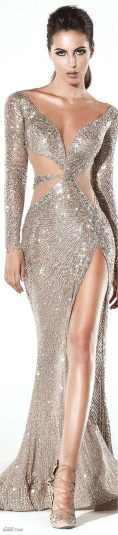 silver.quenalbertini: Charbel Zoé Spring 2016 Couture