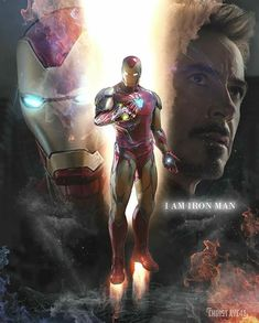 Iron man - iron infinity gauntlet, avengers: end game Marvel Avengers, Marvel Comics, Iron Man Avengers, Marvel Comic Universe, Marvel Art, Marvel Memes, Iron Man Art, Iron Man Wallpaper, Super Anime