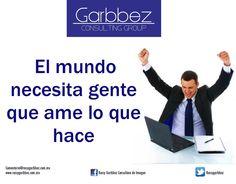 La gente que ama lo que hace es feliz y exitosa _Rossy Garbbez
