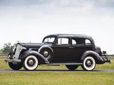 1936 Packard 120 Touring Sedan (992)