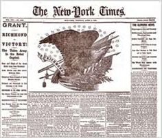 """#OnThisDay in 1897, The New York Times begins using slogan ""All the News That's Fit to Print""    Print""."""