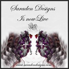 Saraden Designs website has had its make over and is now live!
