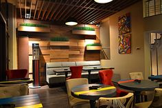 Phii 16 Restaurant, Lounge, Club by Creativ Interior Studio, Bucharest – Romania