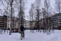Alla scoperta di Oulu, viaggio in Scandinavia #rainbowRTW #leviedelnord www.leviedelnord.com