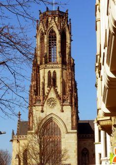 Kölner Ecken: St. Agnes - eine Kirche und ihr Veedel