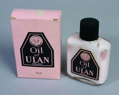 """Oil of Ulan - great smell. I remember this before it changed to Oil of Ulay : then """"Oil of Olay"""" Still the same : I have been using this beautiful product for over 40 years. Print On Paper Bags, 1970s Childhood, My Childhood Memories, Oldies But Goodies, I Remember When, Thing 1, Interesting History, Olay, Sweet Memories"""