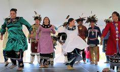 Native American Dance & Music Festival in Ganondaga, NY