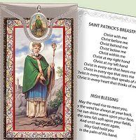 Saint Patricks day inspirational gifts with Irish blessings. May good St. Patrick bless you and keep you in his are, and may our Lord be near you, to answer every prayer. St Patrick's Day Gifts, Irish Blessing, Prayer Cards, Patron Saints, Inspirational Gifts, St Patricks Day, Blessings, Prayers, Blessed